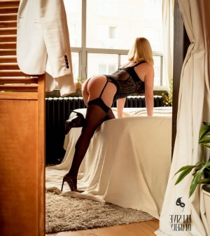 Marlyn live escort & happy ending massage